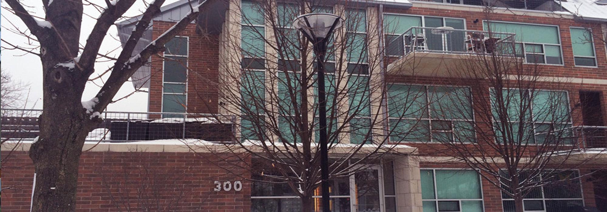 300 Hamilton St. Unit #304
