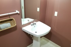 Entry Level Powder Room