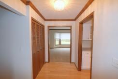 Hardwood in Hallway