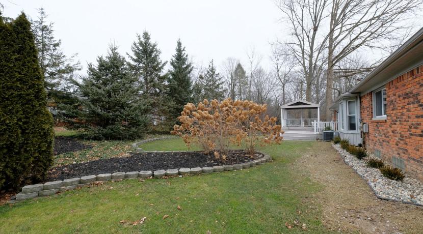 Private Backyard 3