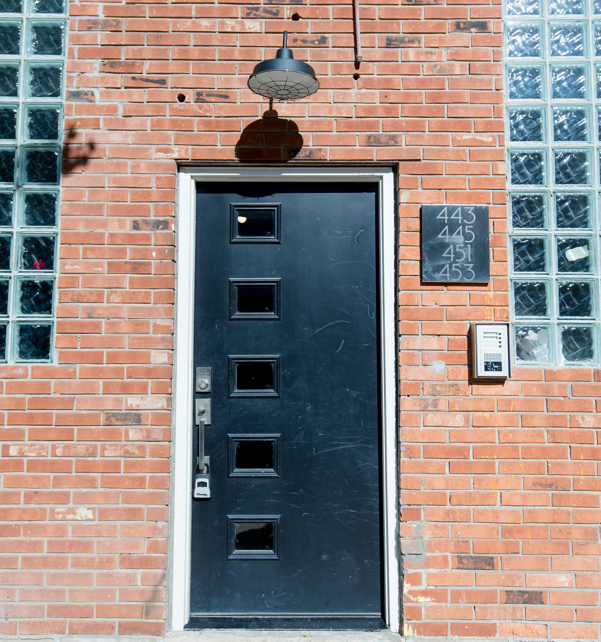 457 E Milwaukee Street, Detroit
